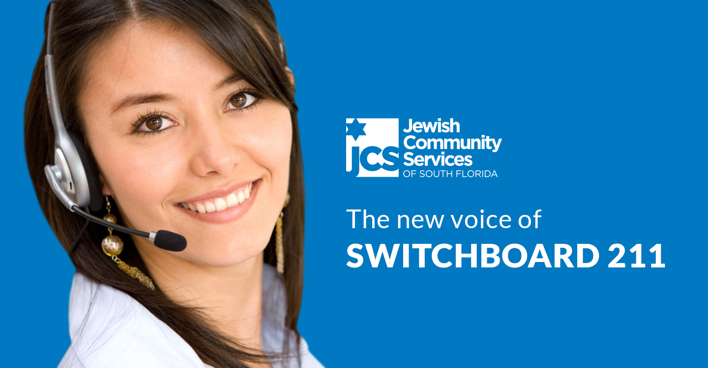 JCS is the New Voice of Switchboard 211