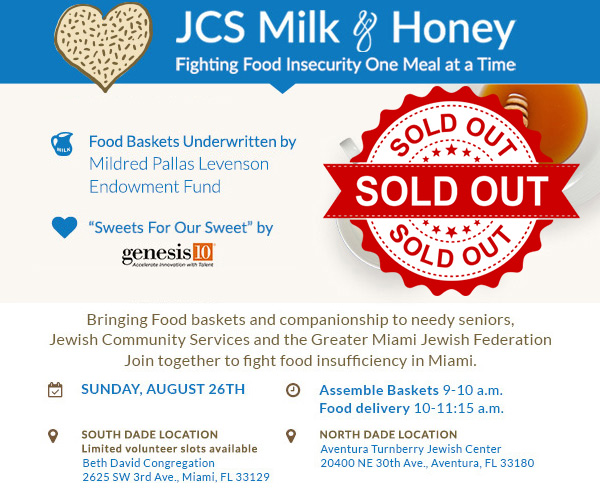 Milk and Honey - Sold Out