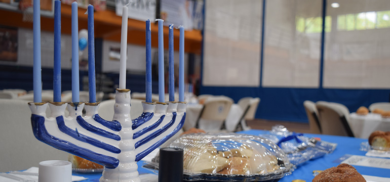 JCS Two's Company Hanukkah Party