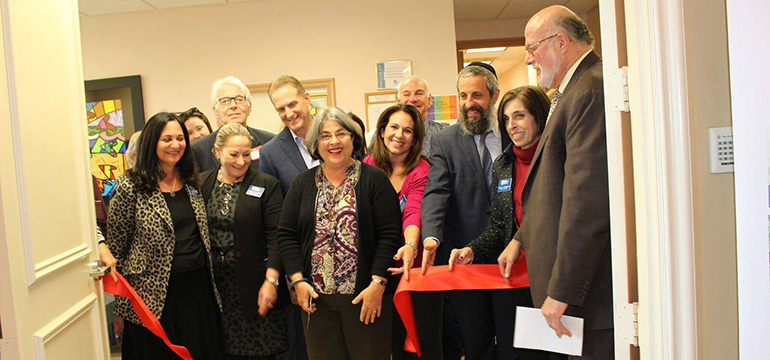 Jewish Community Services opens new Family Counseling Office