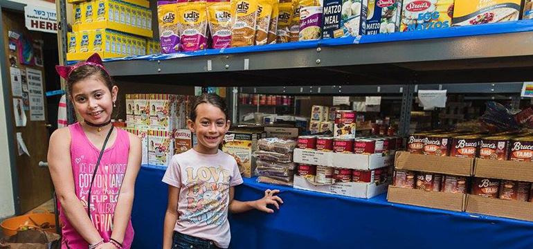 Kosher Food Bank