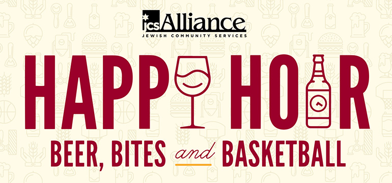 JCS Alliance, Happy Hour Beer, Bites and Basketball