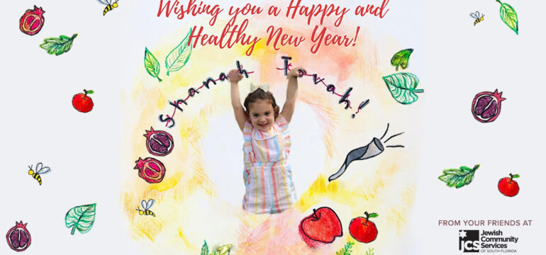 Wishing you a Happy and Healthy New Year!