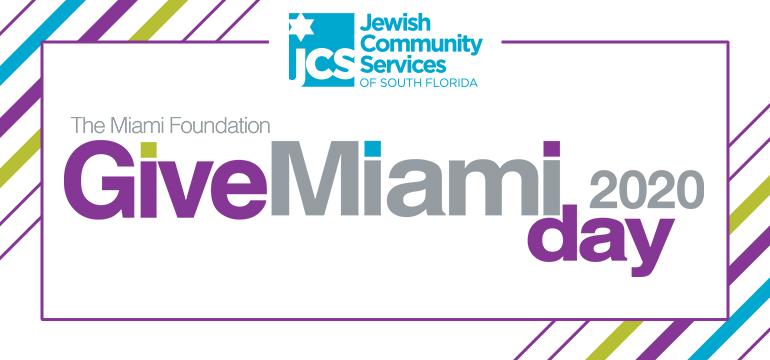 The Miami Foundation Give Miami Day 2020.