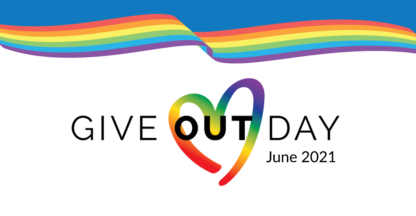 Save The Date for Give Out Day